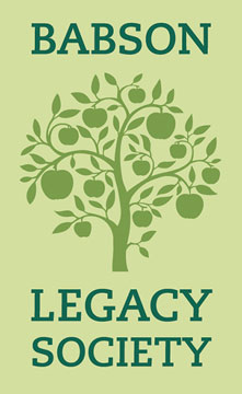 Babson Legacy Society Logo